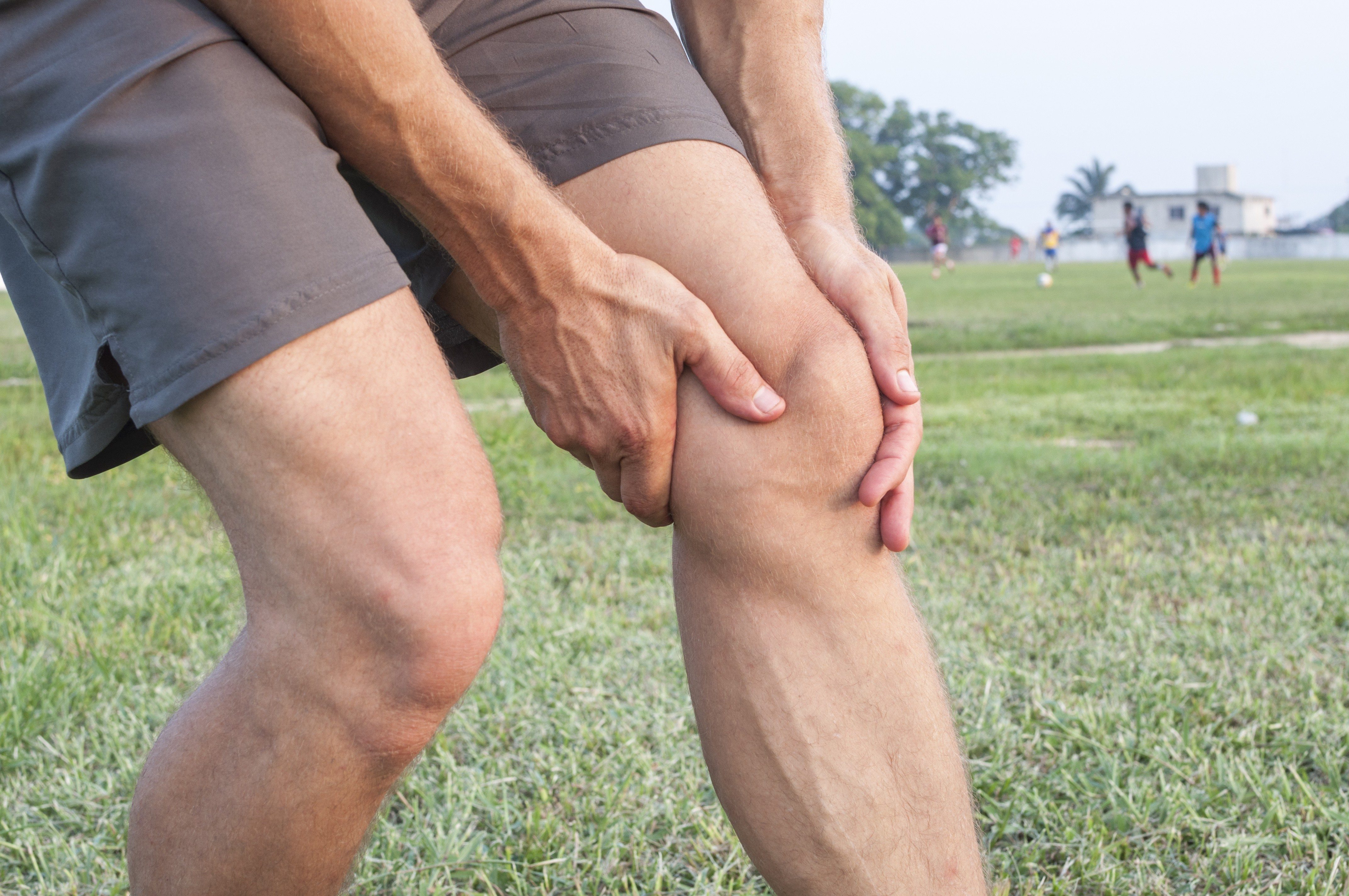 Don't wait if you are considering a total knee replacement.