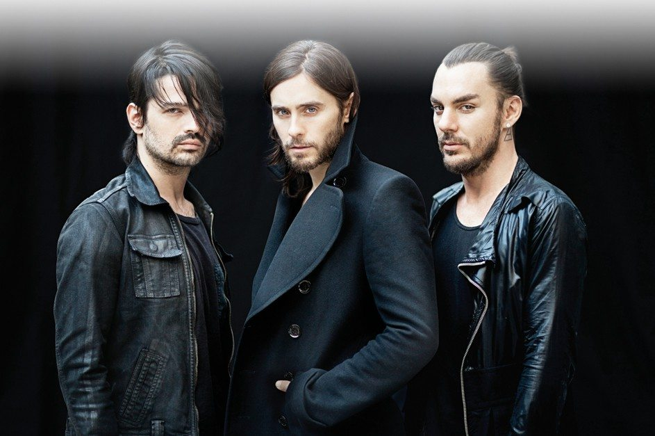 Courtesy PhotoThe new recording from 30 Seconds to Mars was created in the wake of a big battle the group had with its record label.