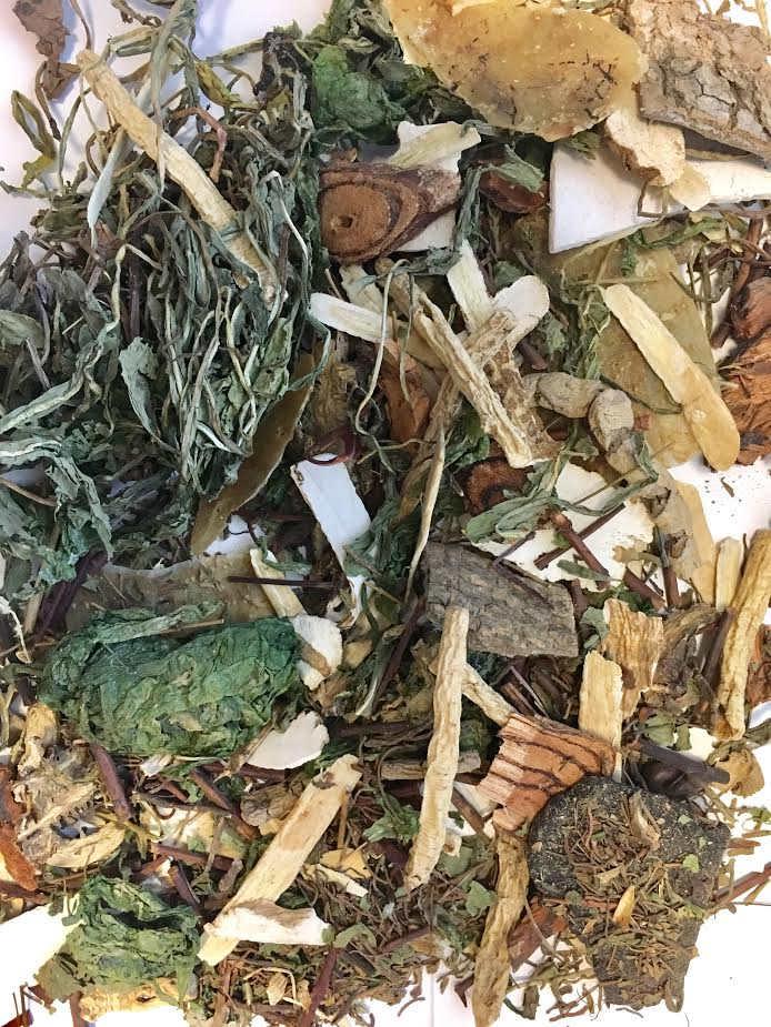 Tea purchased by the first patient who was poisoned by Aconite earlier this year. (Courtesy San Francisco Health Department)