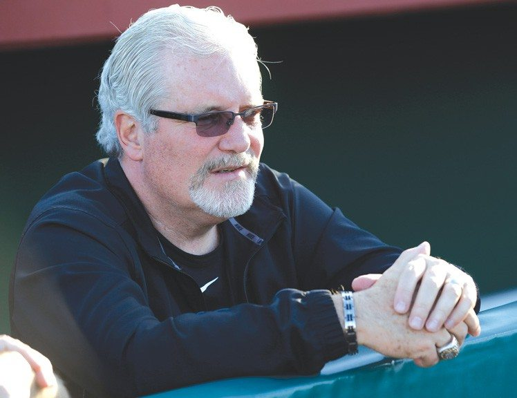 Marcio Jose Sanchez/2013 AP file photoGiants general manager Brian Sabean knows his team may need a boost at the trading deadline