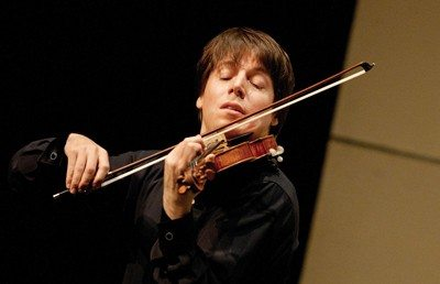 Busy schedule: Joshua Bell – who is working with Project San Francisco