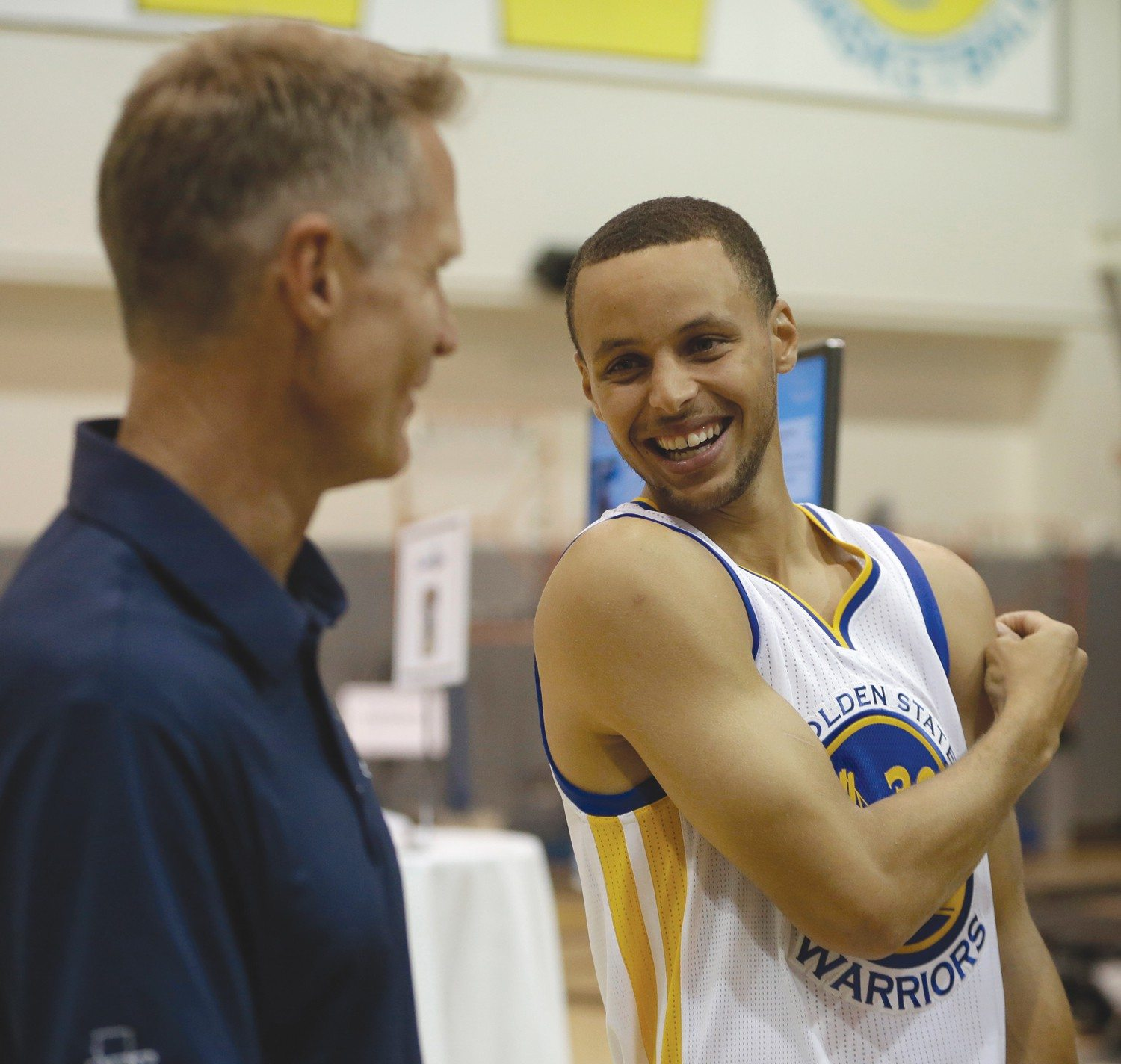 Ben Margot/APWith the return of Stephen Curry