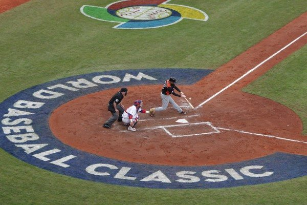 Getty Images File PhotoAmericans should take more notice of Team USA playing in the World Baseball Classic.