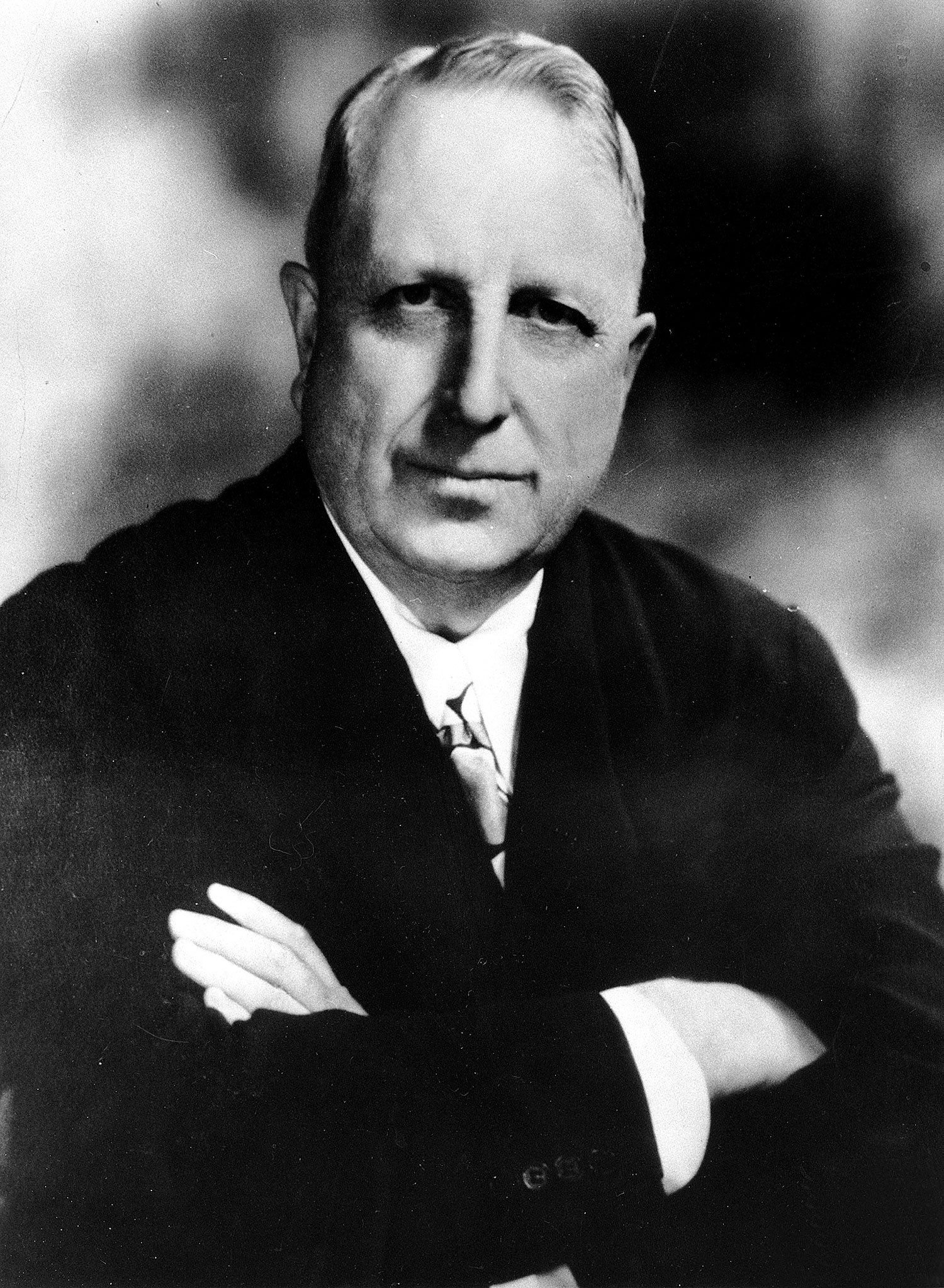 1935 AP File PhotoWIlliam Randolph Hearst dramatically changed The Examiner