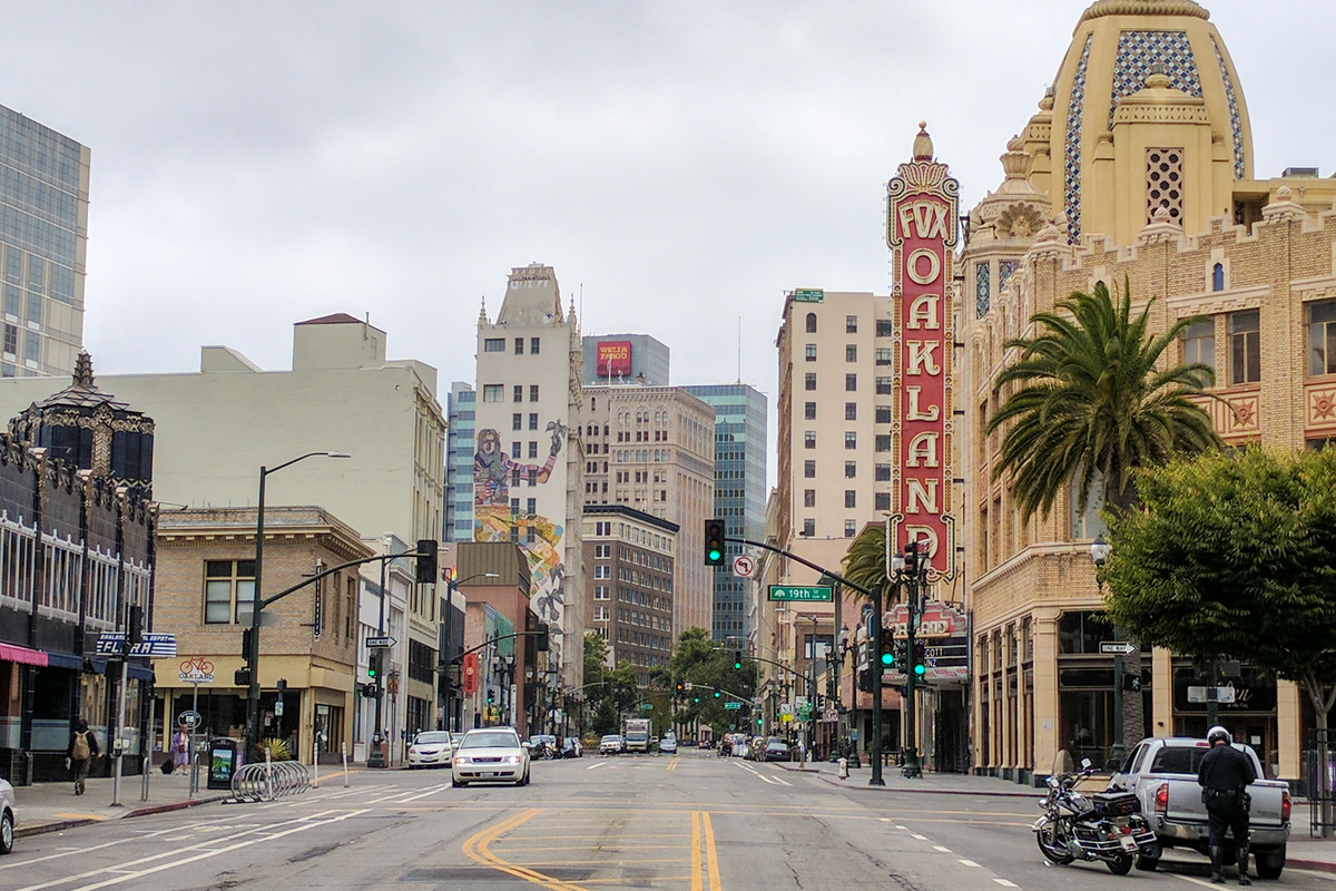 Uptown Oakland is one of the neighborhoods designated as an Opportunity Zone under a federal program that could accelerate gentrification in the Bay Area. (Courtesy photo)