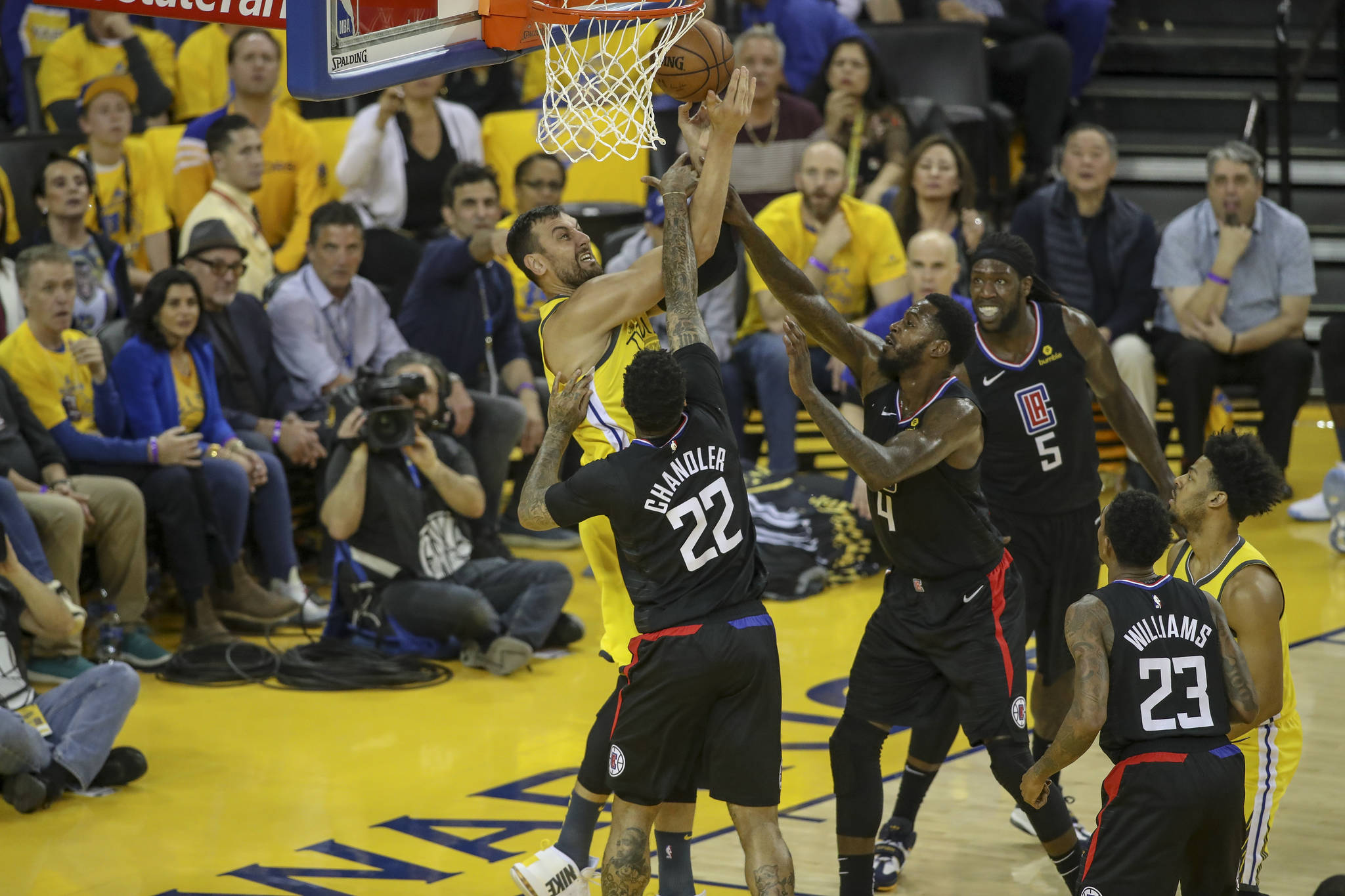 Gorcey: Maybe this is what the Warriors needed