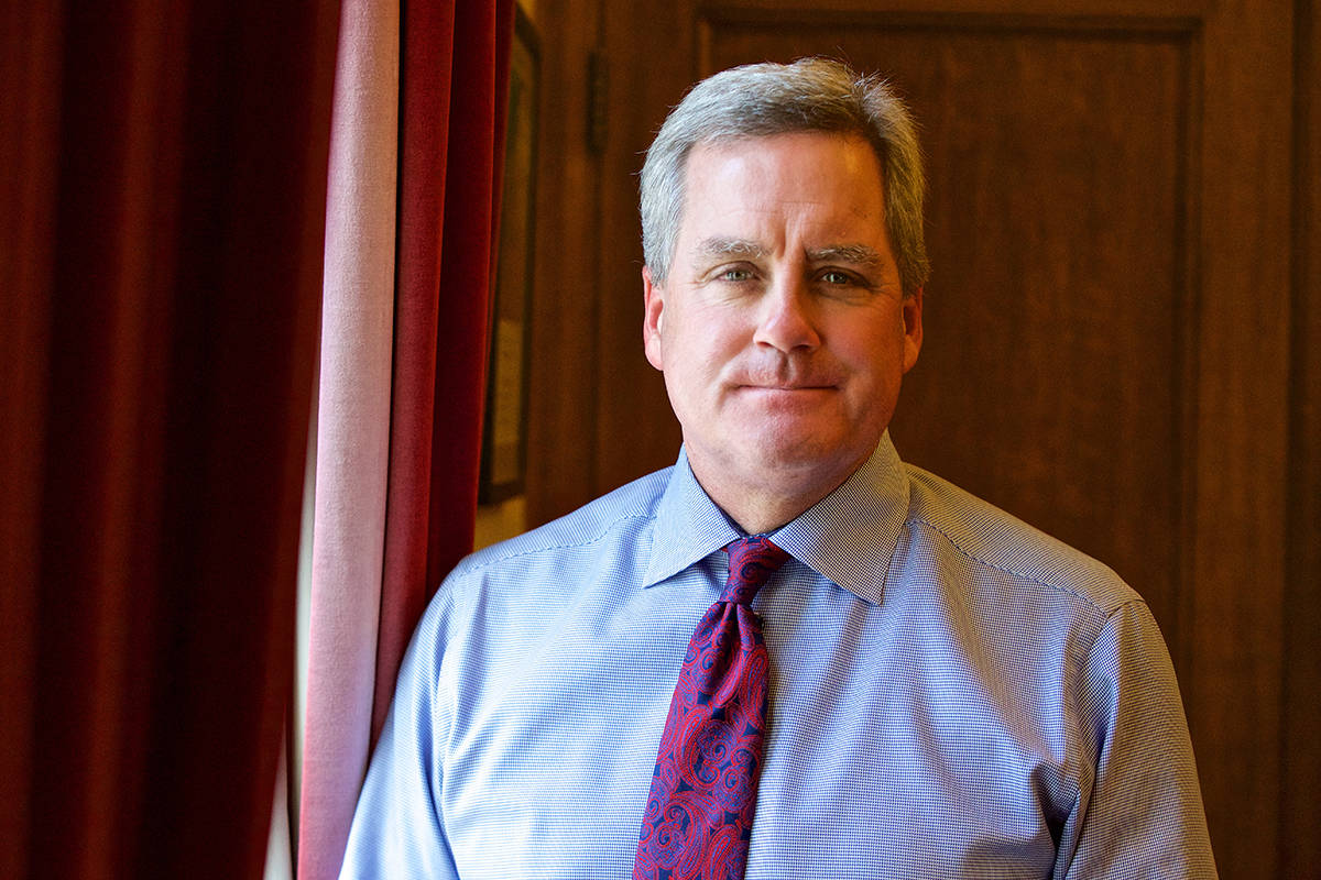 City Attorney Dennis Herrera has sued the U.S. Department of Health and Human Services. (Kevin N. Hume/S.F. Examiner)