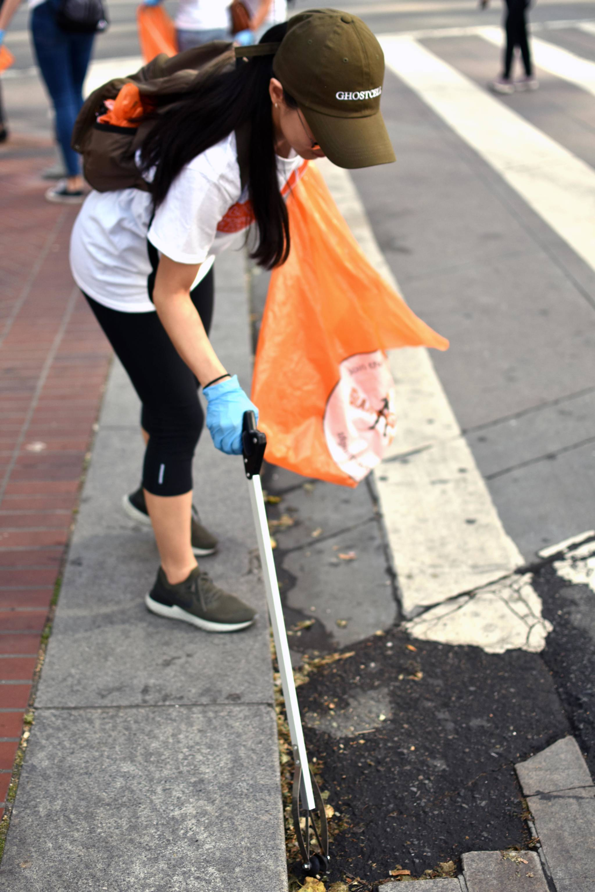 Over 600 volunteers help clean up and beautify San Francisco's streets