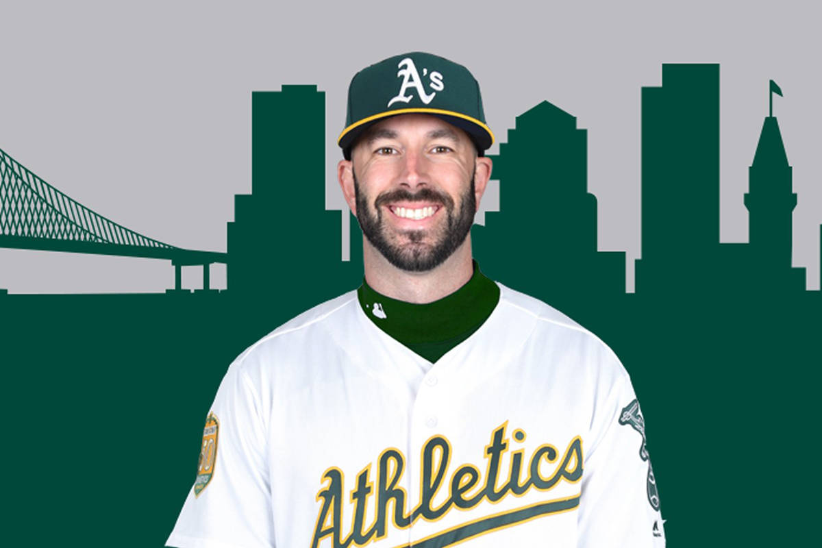 Fiers, Chapman lead Athletics in 4-2 win over Rays