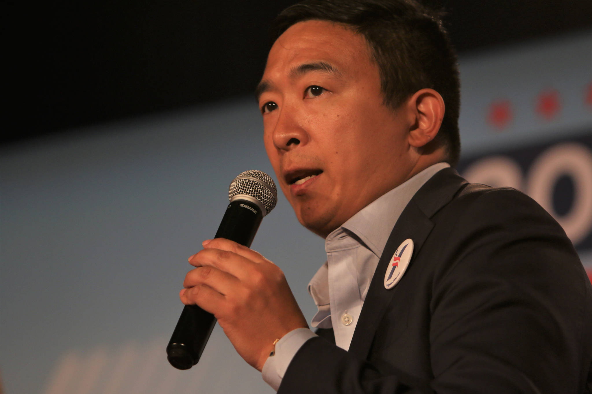 Will the real presidential candidate for Asian Americans please show up?