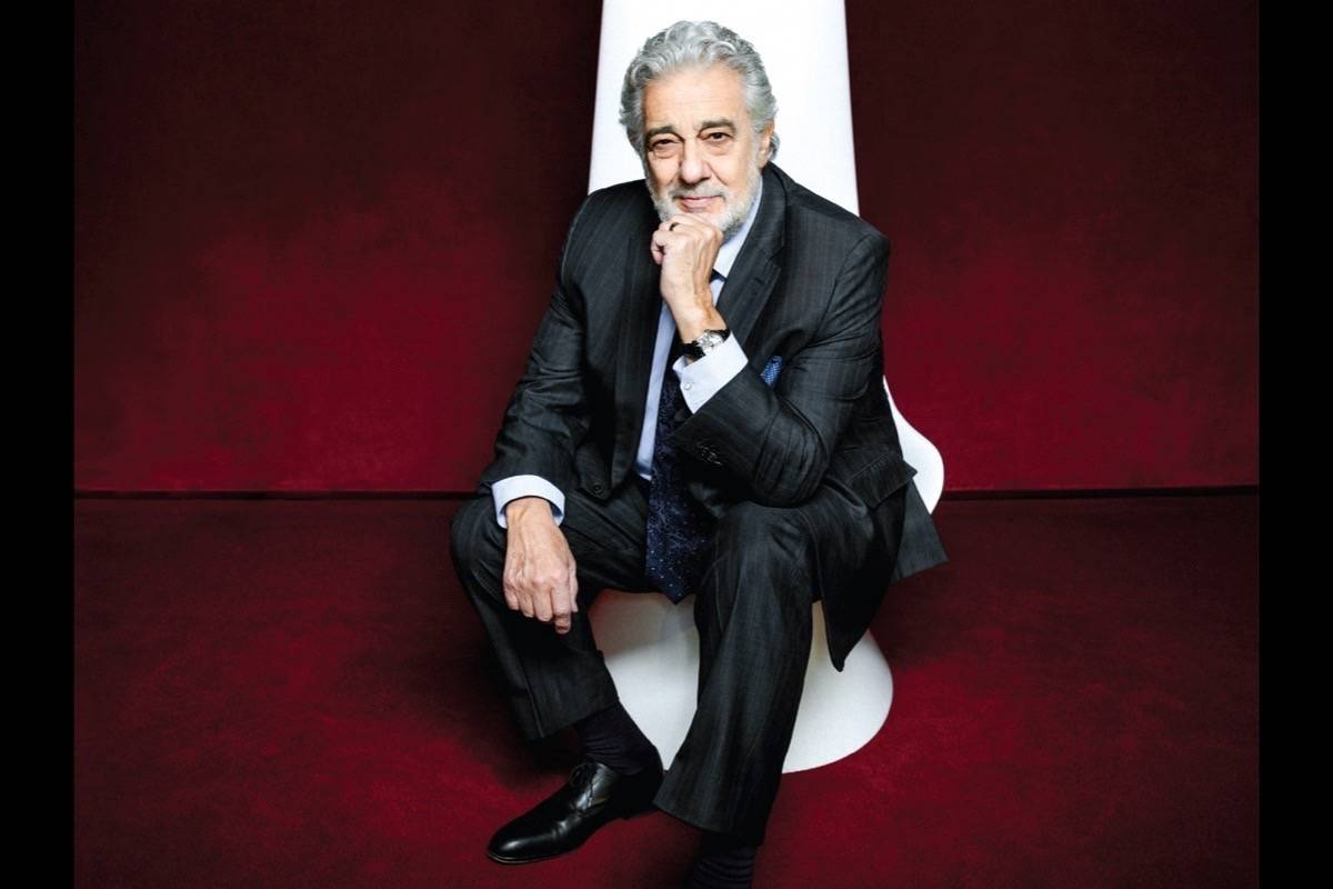 Placido Domingo will not be performing in a San Francisco Opera concert in October. (Courtesy photo)