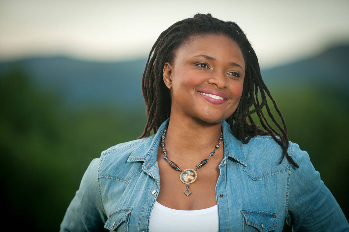 """SFJAZZ presents vocalist Lizz Wright in a """"Sing Sing Sing"""" series opening Sept. 12. (Courtesy Jesse Kitt)"""