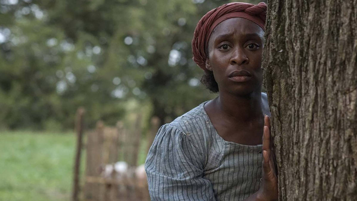"""Cynthia Erivo plays the title character in """"Harriet,"""" telling the story of iconic American freedom fighter Harriet Tubman. (Courtesy Focus Features)"""