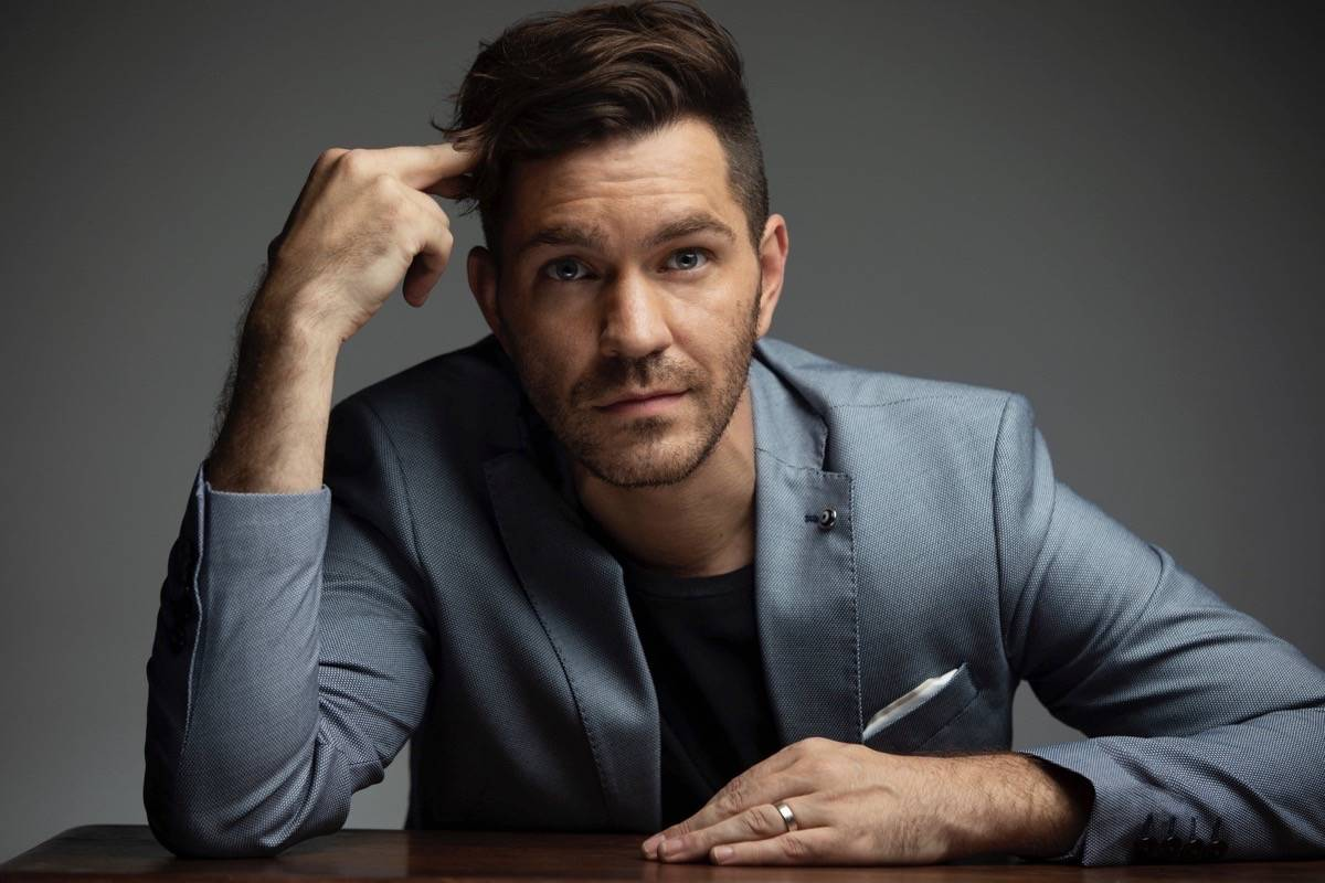 Andy Grammer keeps positive on 'Naive' – The San Francisco