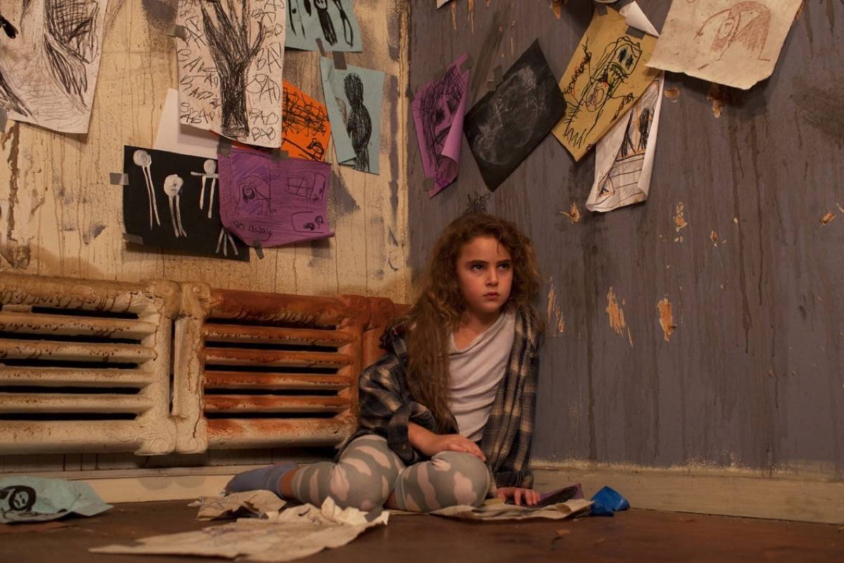 "Lexy Kolker — who doesn't look like she's acting — is excellent in ""Freaks."" (Courtesy Well Go USA Entertainment)"