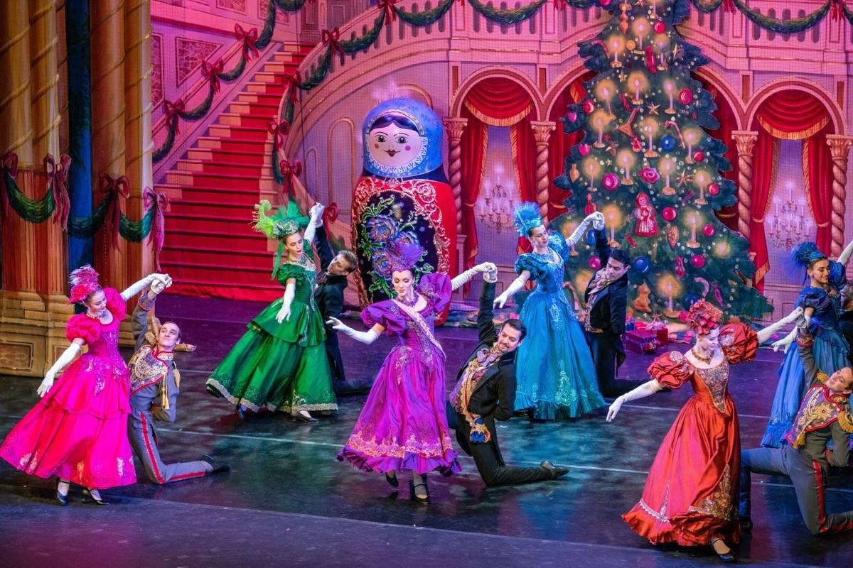 "Moscow Ballet's ""Great Russian Nutcracker"" comes to stages in San Jose and Santa Rosa. (Courtesy Moscow Ballet)"