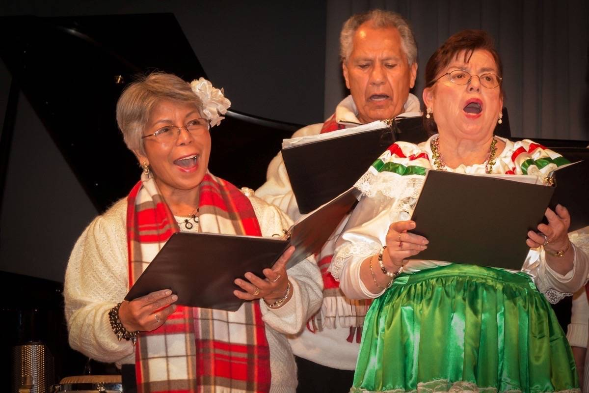 "San Francisco Community Music Center's ""Navidad en la Misión"" on Dec. 6 at Mission Dolores Basilica includes holiday music from across the centuries sung in Spanish. (Courtesy Judy Rosenfeld)"