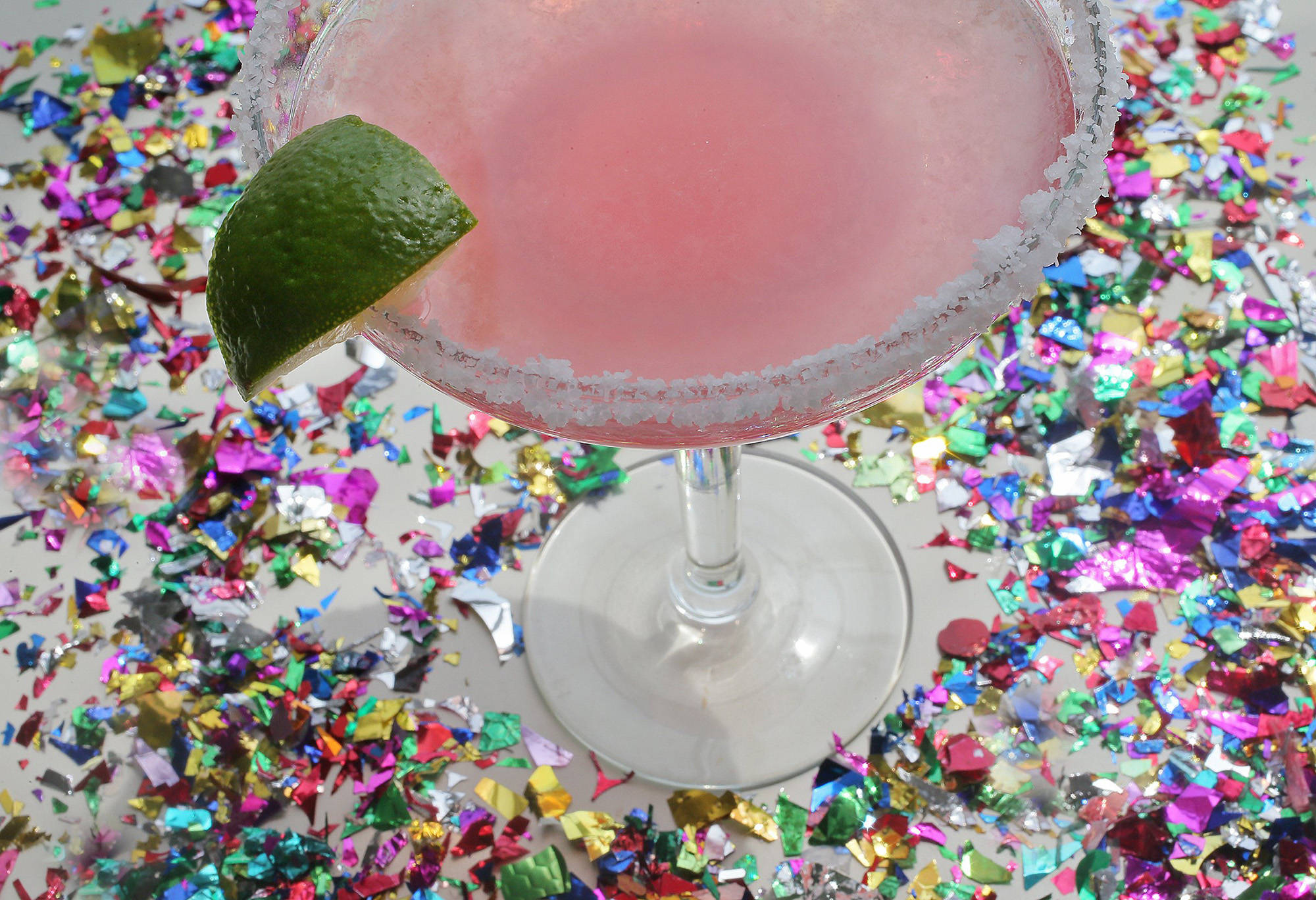 A Rose Margarita. (J.B. Forbes/St. Louis Post-Dispatch/TNS)