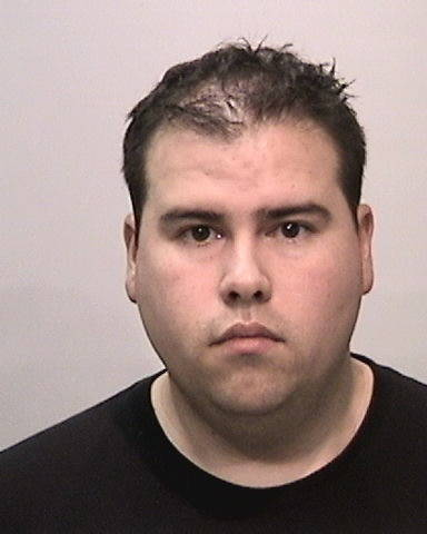 Omar Navarro, was arrested overnight Saturday after being spotted outside the Outer Sunset apartment of DeAnna Lorraine Tesoriero, a conservative commentator who is also running for congress. (Courtesy photo)