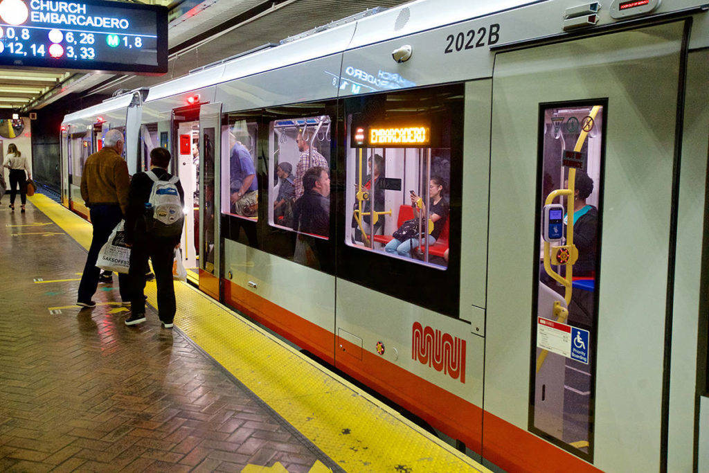 Muni is set to run one-car trains instead of two-car trains following the discovery of an engineering defect on their new trains.