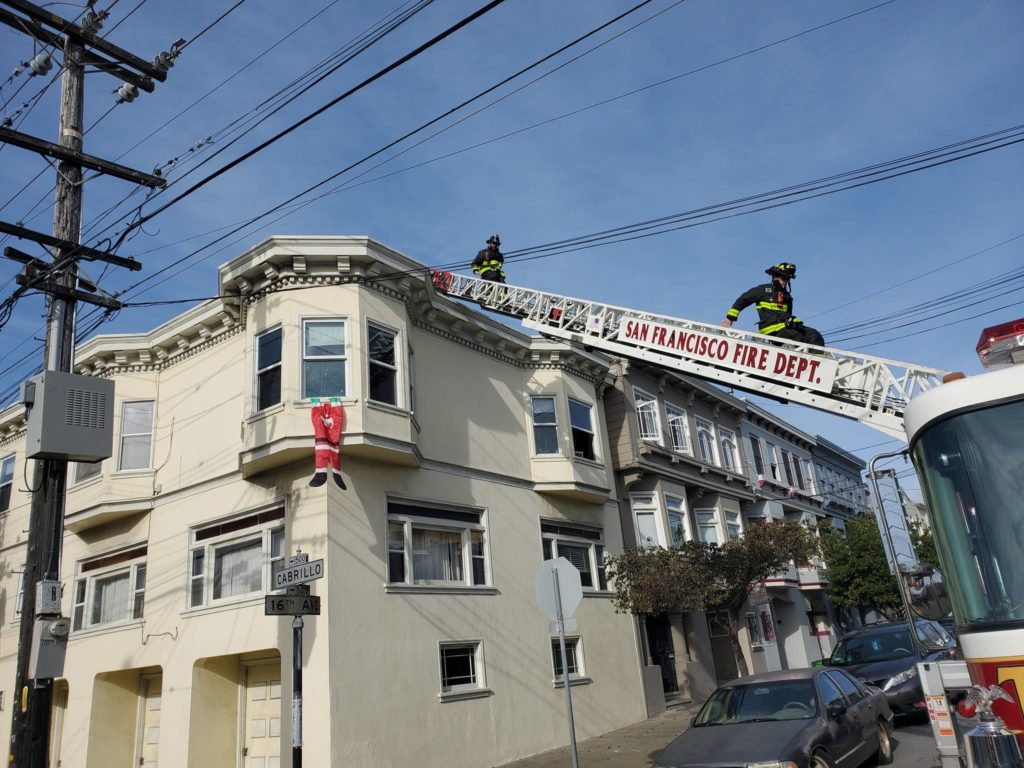 Holiday decorations 'ruled out' as cause of Richmond District fire