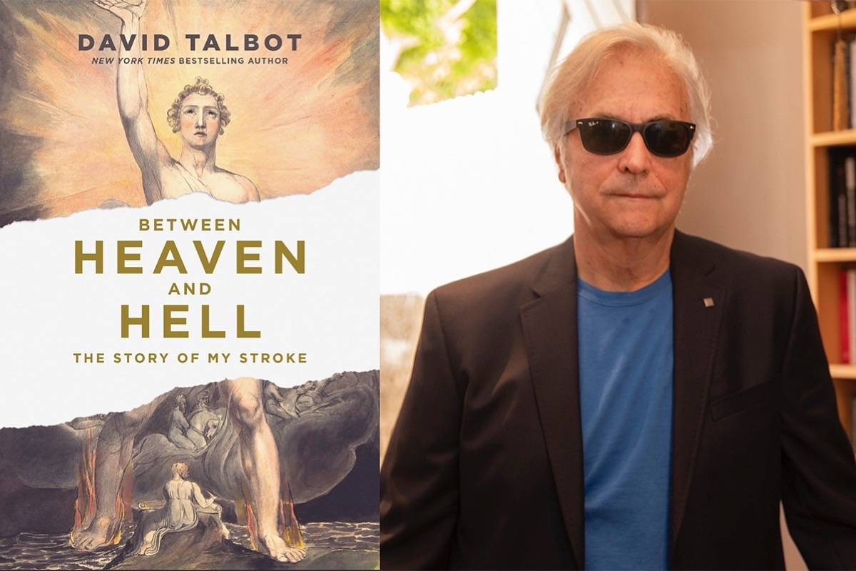 David Talbot launches his new book at several events in San Francisco. (Author photo courtesy Sue Peri)