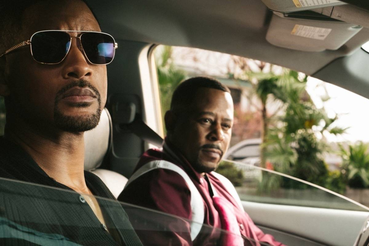 "Will Smith, left, and Martin Lawrence are back in ""Bad Boys for Life."" (Courtesy Sony Pictures)"