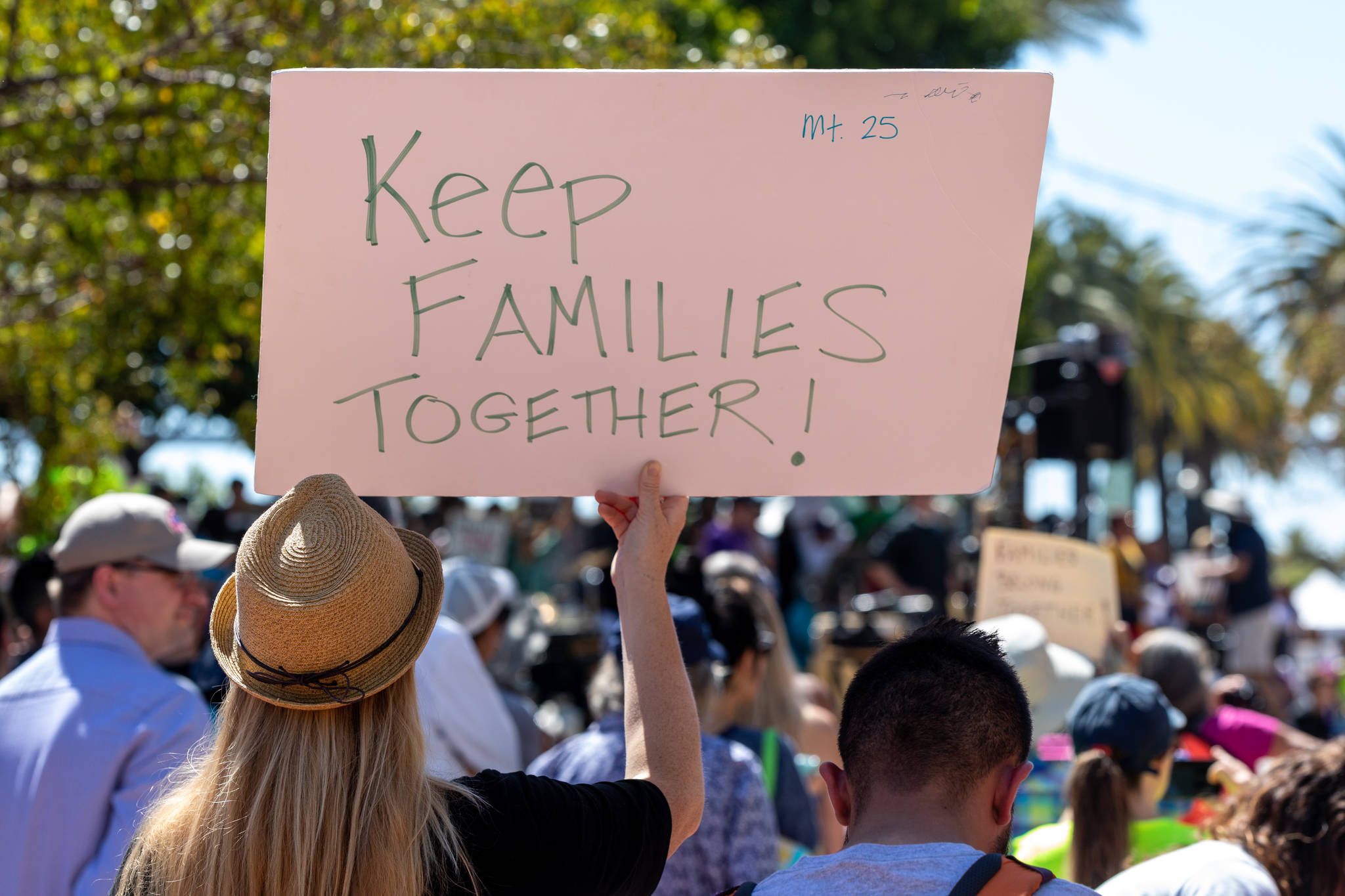 The public charge rule will most affect individuals seeking to join their loved ones as lawful permanent residents in the United States. (Karl Sonnenberg/Courtesy photo)