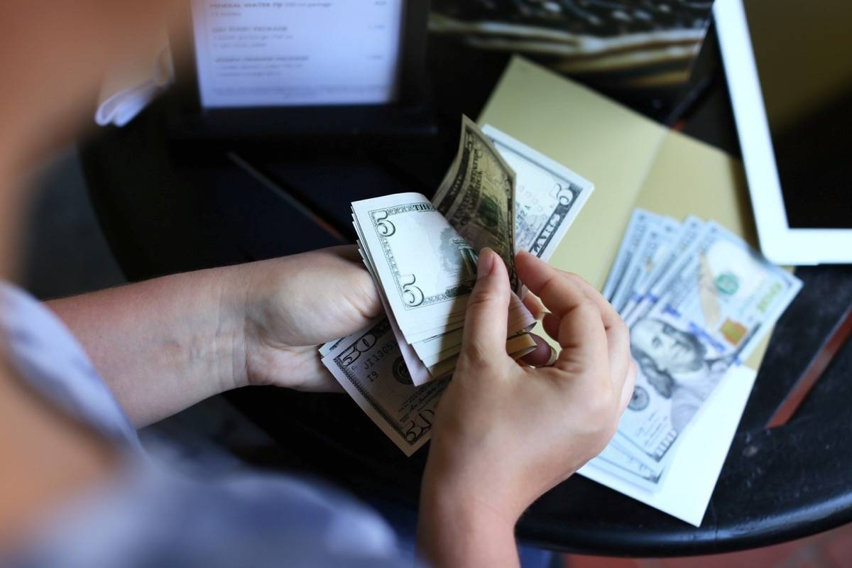Leaving a good tip can make an important difference in the well-being of restaurant workers and others in the service industry. (Courtesy photo)