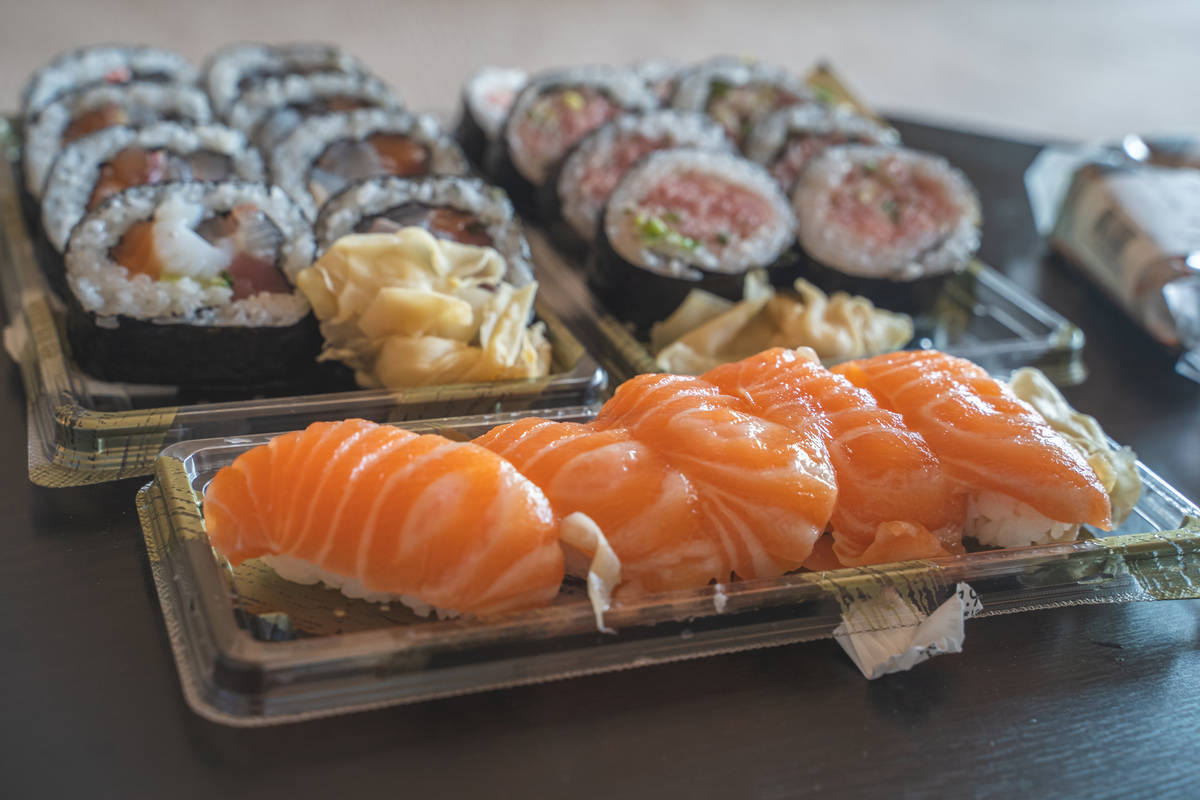 From the sushi place down the street to the canceled moments with friends and family, there's plenty to miss during the pandemic. (Courtesy photo)