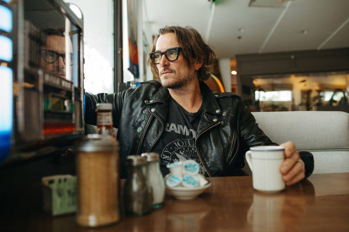 "Butch Walker's new solo concept album ""American Love Story"" is catchy and diverse. (Courtesy Phil Chester and Sara Byrne)"