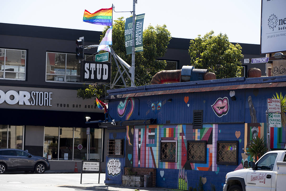 SF's historic Stud to close down in style with drag funeral