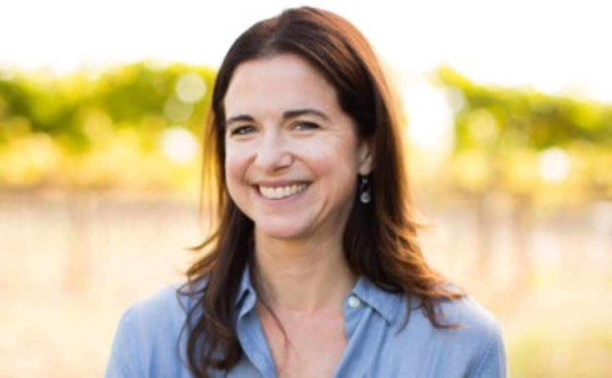 Nicole Hitchcock, head winemaker at J Vineyards, sings praises of Sonoma County soil for grape growing. (Courtesy photo)