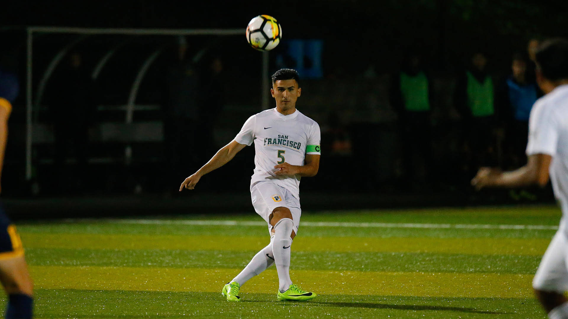 Former University of San Francisco soccer player Manny Padilla was released from his contract with New Mexico United, a professional soccer team, after allegations dating back to his time in college surfaced in an online petition. (Courtesy USF)