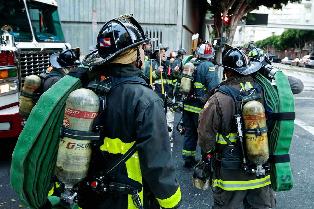 Chief admits shortcomings in Fire Department diversity