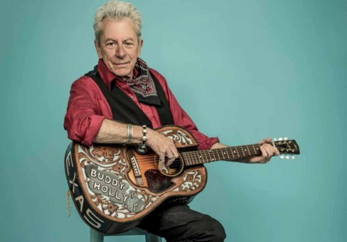 Joe Ely released his new album on his label Rack 'Em Records. (Courtesy LCMedia)