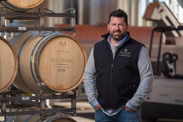 Vintner Jeff Cole says Sullivan Rutherford is an ideal place to grow cabernet sauvignon. (Courtesy photo)