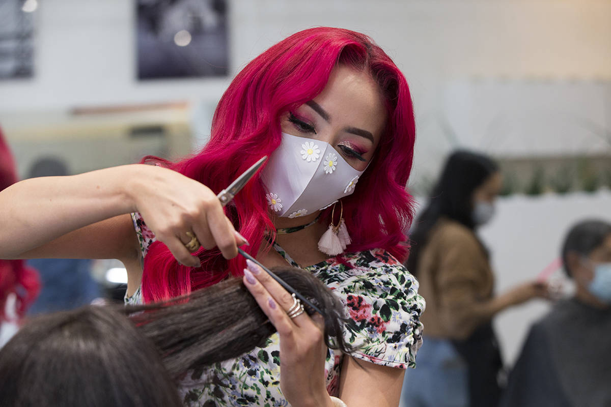 Hair stylist, colorist is optimistic about the return of The City's salon services