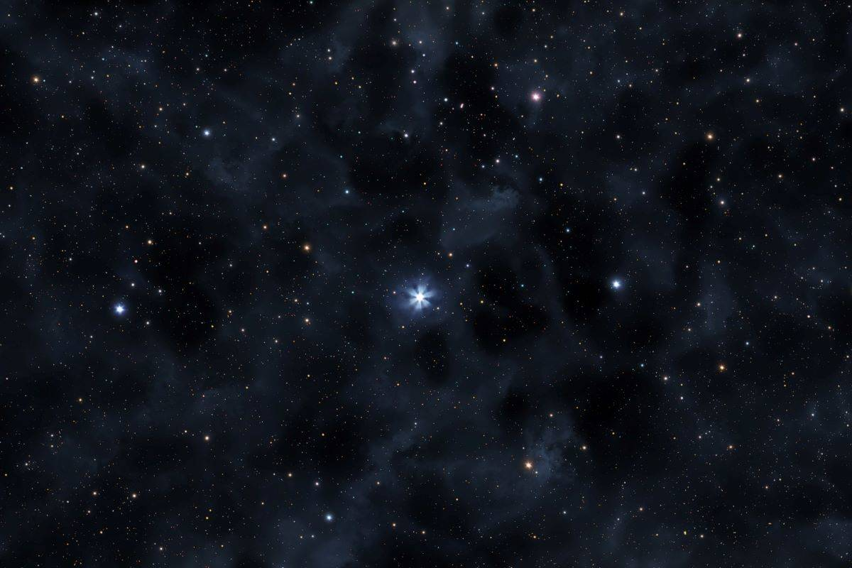 If one tries look a star directly, it fades into invisibility. (Shutterstock)