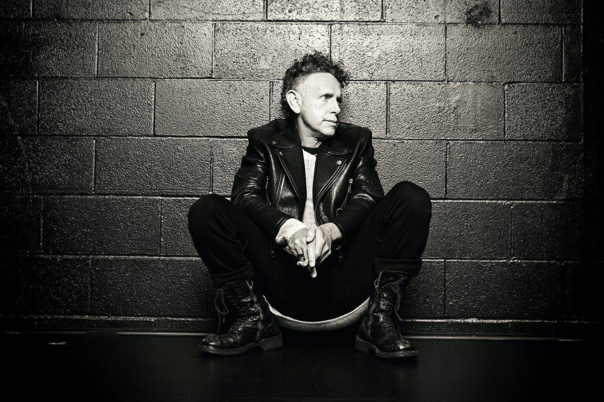 "Martin Gore's new solo EP is ""The Third Chimpanzee."" (Courtesy Travis Shinn)"
