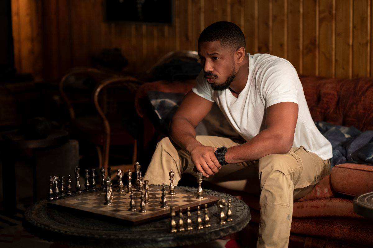 """Michael B. Jordan adds a welcome depth to the lead character in the exciting """"Tom Clancy's Without Remorse."""" (Courtesy Nadja Klier/Paramount Pictures)"""