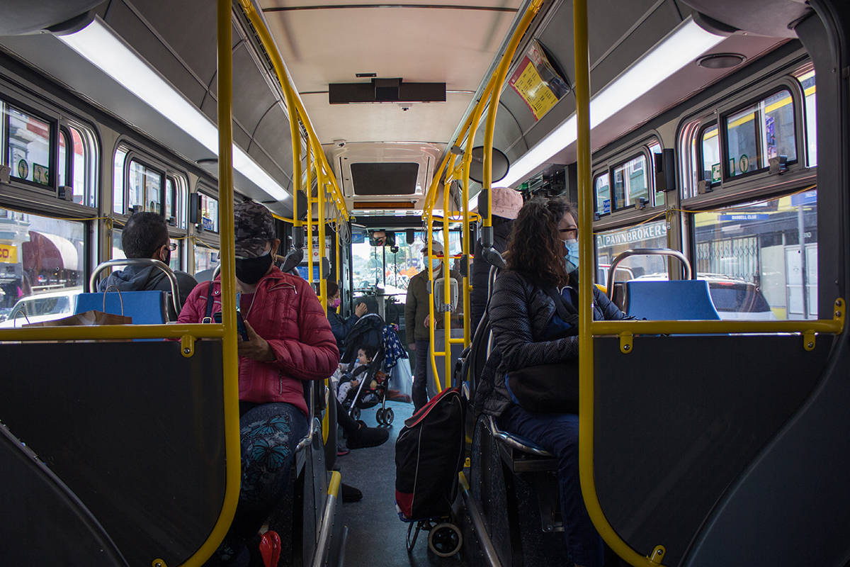 San Francisco supervisors are considering legislation to allocate $12.7 million to fund a three-month Free Muni pilot. <ins>(Jordi Molina/Special to S.F. Examiner)</ins>