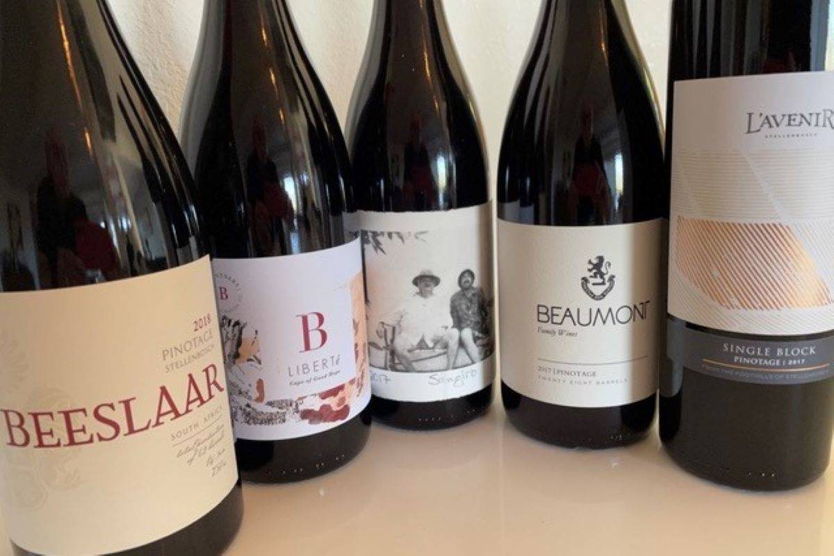 Notable South African red wines were the focus of a recent tasting. (Lyle Norton/Special to The Examiner)
