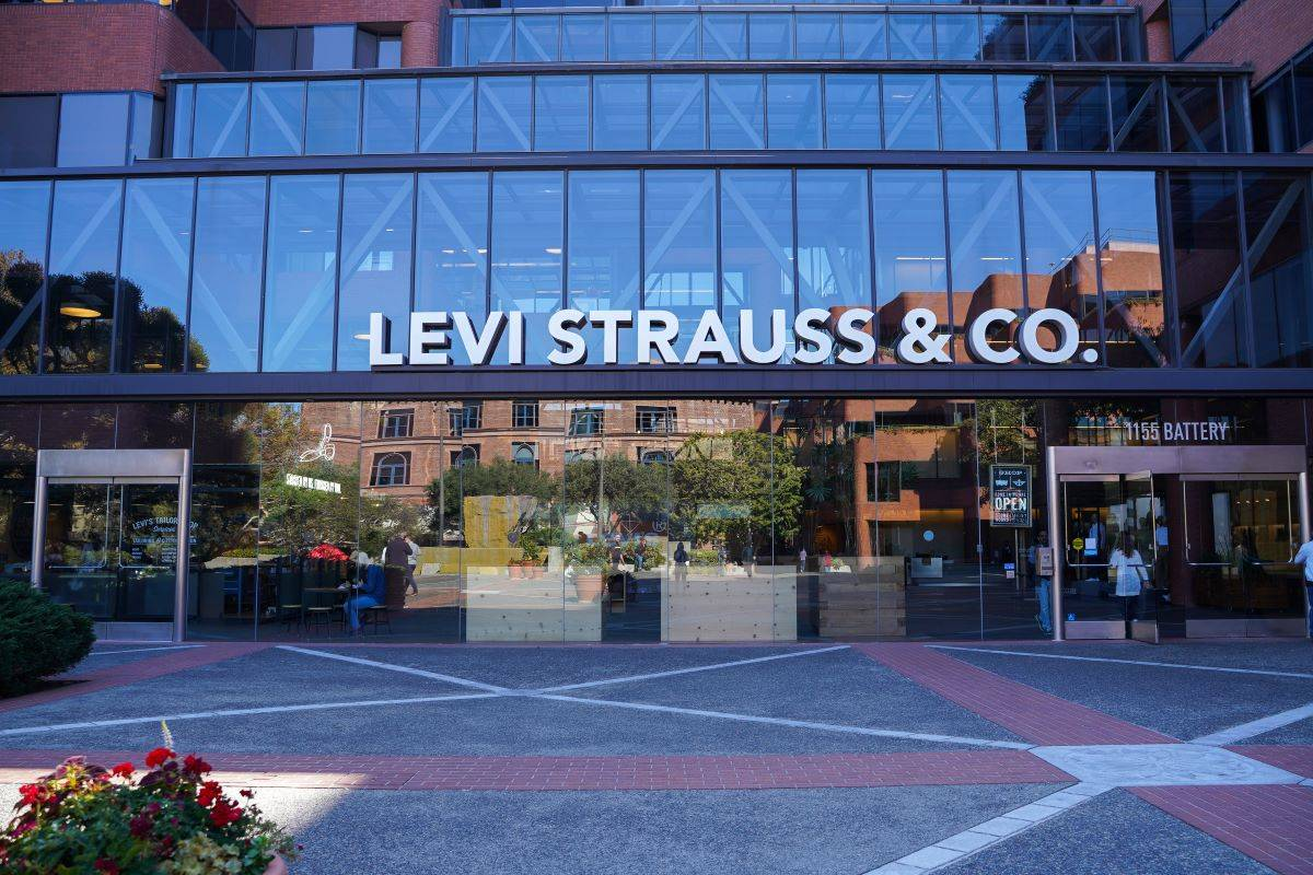 Owners of Levi's Plaza on The Embarcadero say gas boilers on the property will be replaced by electric and solar sources in the next few years. (Shutterstock)