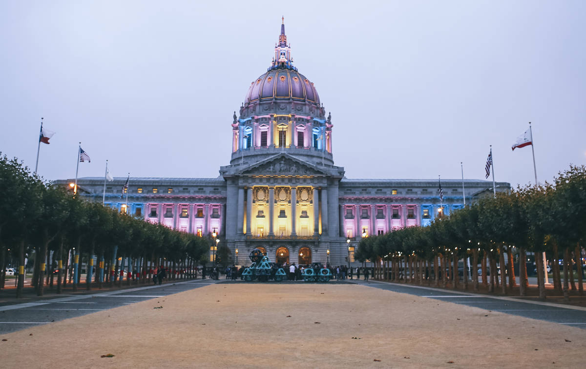 San Francisco may track sexual orientation statistics for city employees. (Mira Laing/The Examiner, 2017)