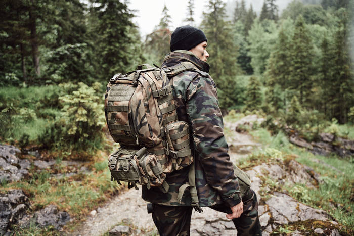 Gear up for adventure with Military 1st