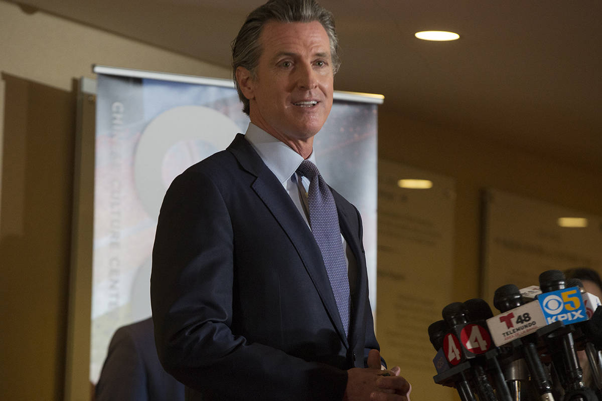 California voters have until Sept. 14 to turn in their ballots in the election to recall Gov. Gavin Newsom. (Kevin N. Hume/The Examiner file)