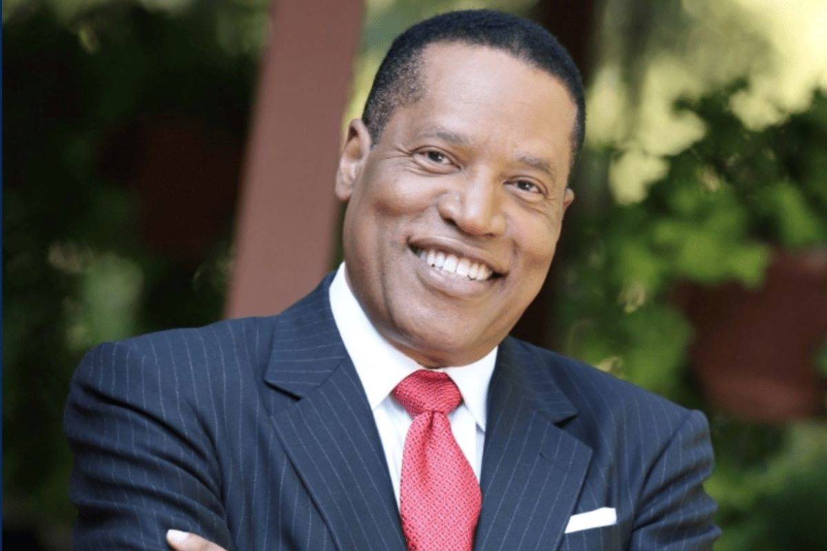Larry Elder, a conservative talk radio host from Southern California in the mold of Rush Limbaugh, could be California's next governor. (Courtesy photo)
