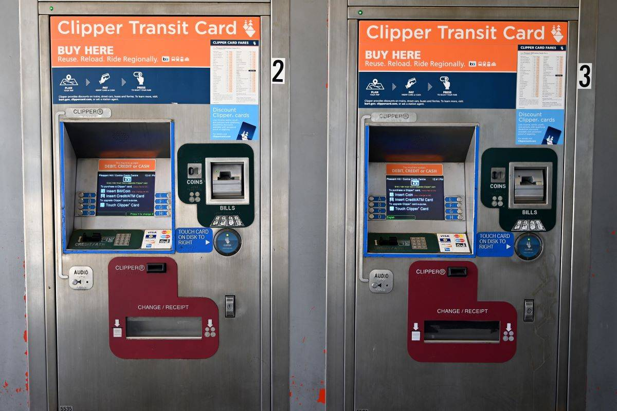 In an attempt to bring back riders, BART is offering discount fares for a month. (Samantha Laurey/Bay City News) In an attempt to bring back riders, BART is offering discount fares for a month. (Samantha Laurey/Bay City News)