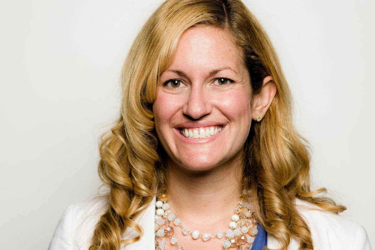 Kate Brandt serves as Google's Chief Sustainability Officer. (Courtesy Google)